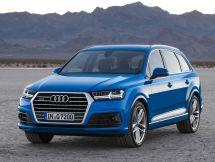Audi Q7 2015, джип/suv 5 дв., 2 поколение, 4M