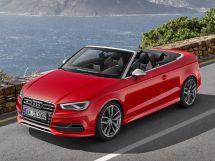 Audi S3 2014, открытый кузов, 3 поколение, 8V