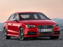 Audi S3 2014, седан, 3 поколение, 8V