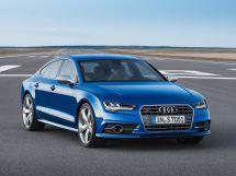 Audi S7 рестайлинг, 1 поколение, 07.2014 - 09.2018, Лифтбек