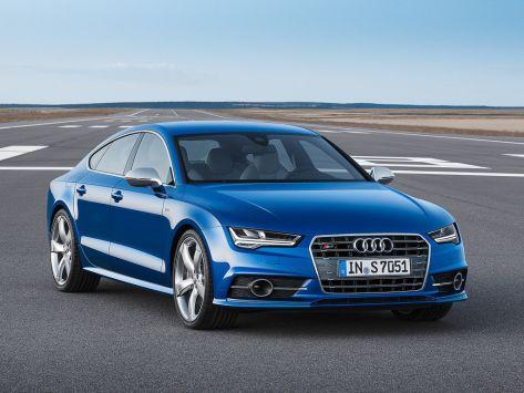 Audi S7 (4G) 07.2014 - 09.2018