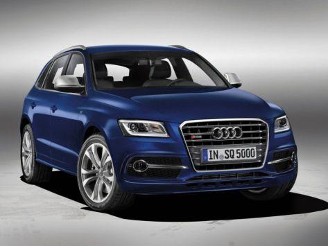 Audi SQ5 (8R) 09.2013 - 03.2017