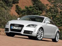 Audi TT рестайлинг, 2 поколение, 05.2010 - 09.2014, Купе