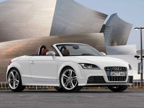 Audi TTS (8J) 01.2008 - 11.2010