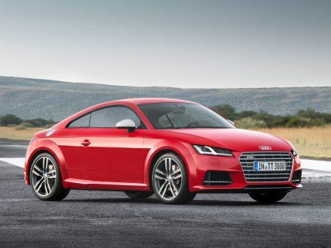 Audi TTS (8S) 10.2014 - 07.2017