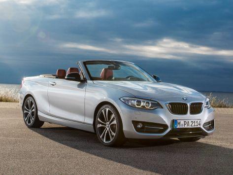 BMW 2-Series (F23) 10.2014 - 04.2017