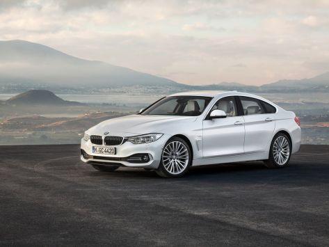 BMW 4-Series (F36) 02.2014 - 02.2017