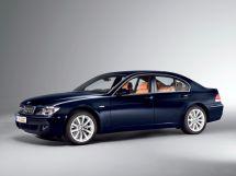 BMW 7-Series рестайлинг 2005, седан, 4 поколение, E65