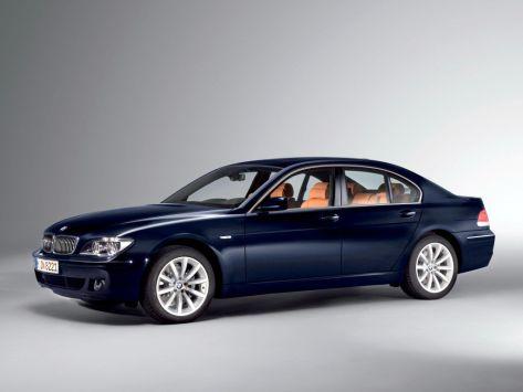 BMW 7-Series (E65) 04.2005 - 10.2008
