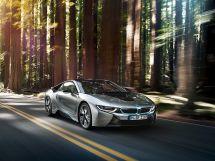 BMW i8 1 поколение, 04.2014 - 01.2018, Купе