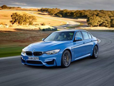 BMW M3 (F80) 12.2013 - 02.2019