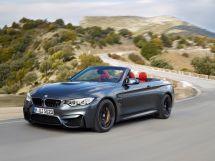 BMW M4 2014, открытый кузов, 1 поколение, F83