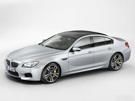 BMW M6 (F06) 05.2013 - 02.2015