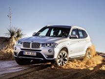 BMW X3 рестайлинг 2014, suv, 2 поколение, F25