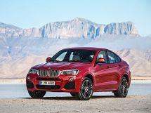 BMW X4 1 поколение, 06.2014 - 09.2018, Джип/SUV 5 дв.