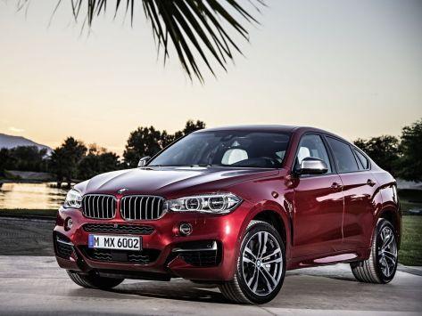 BMW X6 (F16) 06.2014 - 01.2020