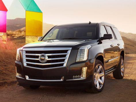 Cadillac Escalade  03.2015 -  н.в.