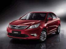 Changan Eado 2013, седан, 1 поколение