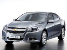 Chevrolet Malibu 2012, седан, 8 поколение