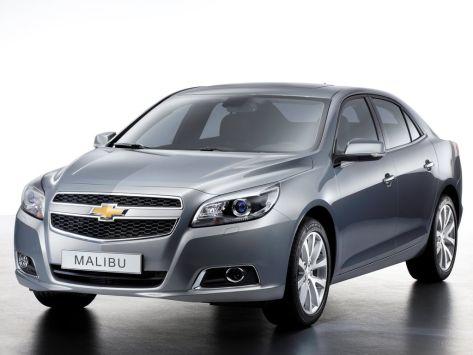 Chevrolet Malibu  09.2012 - 01.2015
