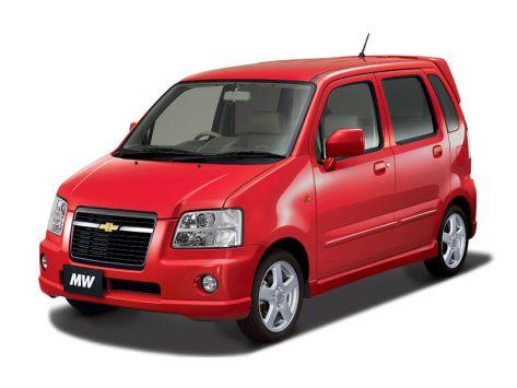 Chevrolet MW  02.2003 - 12.2010