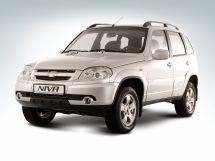 Chevrolet Niva рестайлинг 2009, джип/suv 5 дв., 1 поколение