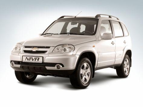 Chevrolet Niva  03.2009 - 07.2020