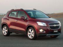 Chevrolet Tracker 2013, джип/suv 5 дв., 3 поколение