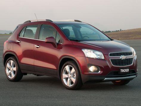 Chevrolet Tracker  04.2013 - 12.2015