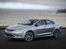 Chrysler 200 2014, седан, 2 поколение