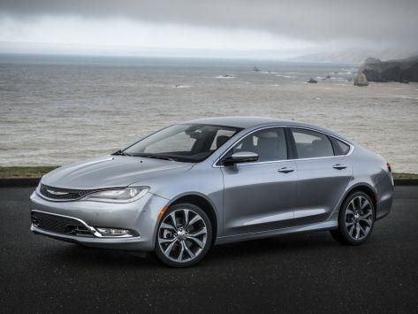 Chrysler 200  01.2014 - 12.2016