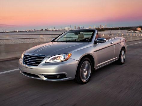 Chrysler 200  02.2011 - 12.2013