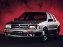 Chrysler Saratoga 1989, седан, 4 поколение