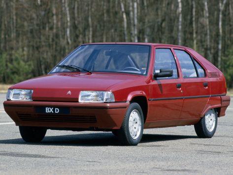 Citroen BX  09.1982 - 12.1993