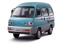 Daewoo Damas 2 поколение, 01.2003 - 12.2011, Минивэн