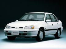 Daewoo LeMans 1986, седан, 1 поколение