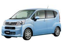 Daihatsu Move 2014, хэтчбек 5 дв., 6 поколение