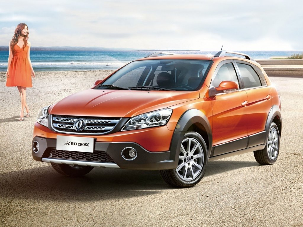 Dongfeng H30 Cross 2014