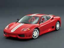 Ferrari 360 1999, купе, 1 поколение