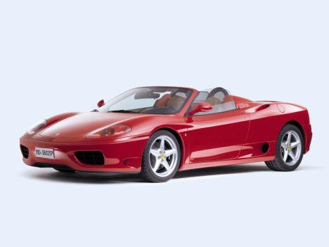 Ferrari 360  03.2000 - 03.2005