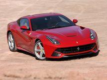Ferrari F12 Berlinetta 2012, купе, 1 поколение