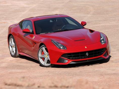 Ferrari F12 Berlinetta  12.2012 - 02.2017