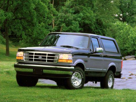 Ford Bronco (U15) 03.1992 - 06.1996