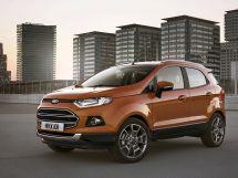 Ford EcoSport 2014, джип/suv 5 дв., 2 поколение