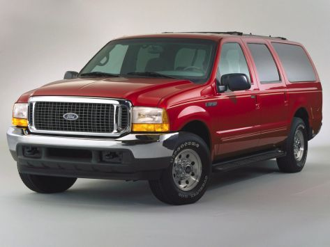 Ford Excursion  03.1999 - 11.2004