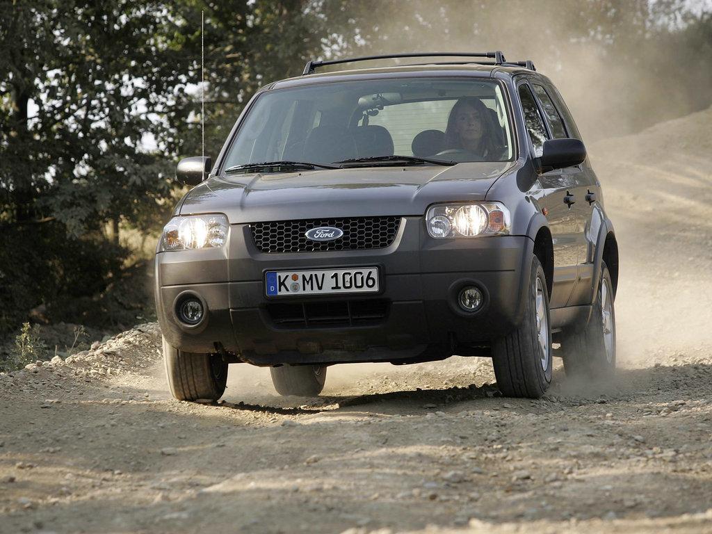 описание автомобиля ford maverick