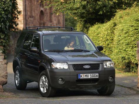 Ford Maverick  08.2004 - 07.2007