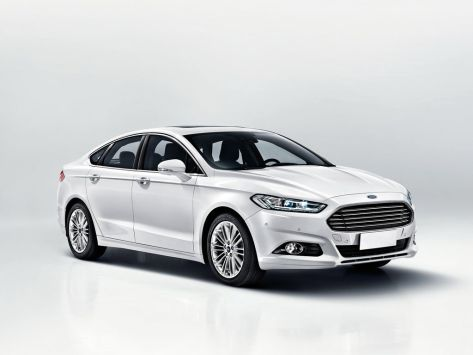 Ford Mondeo (5) 01.2012 - 10.2019