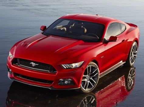 Ford Mustang (S550) 12.2013 - 07.2017
