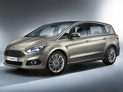 Ford S-MAX  10.2014 - 11.2019